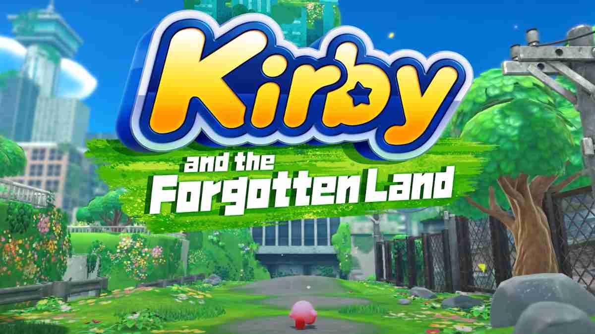 Nintendo Kirby