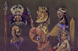 African-Queens