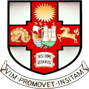 University of Bristol arms