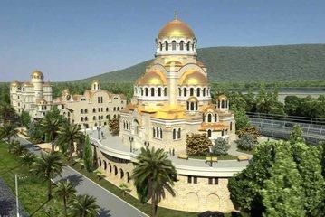 В Сочи освятили православные молитвенные комнаты ...