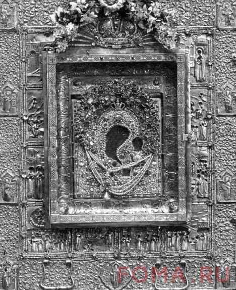 Суть вещей: Казанская икона Божией Матери