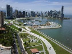 Panamá - Avenida de Balboa