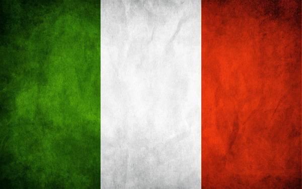 Картинка флаг Италии обои на рабочий стол