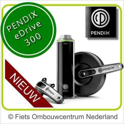 Ombouwset Middenmotor Pendix eDrive300