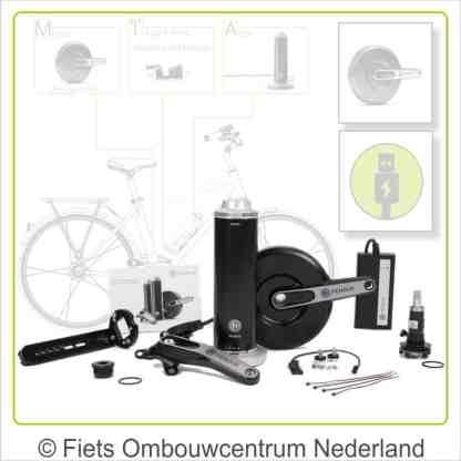 Ombouwset Pendix eDrive complete kit 01