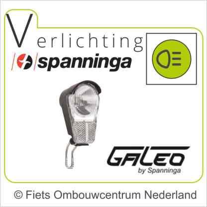 OmbouwsetVoorwielmotor Spaninga Galeo koplamp 01
