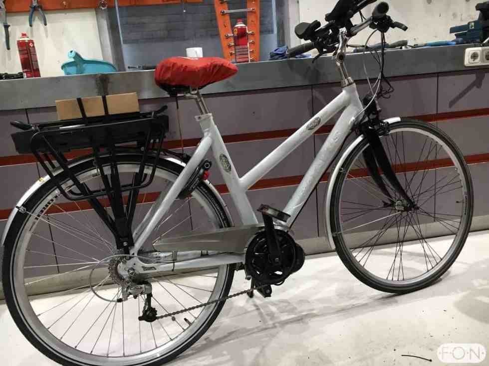 Batavus X-light Sport met Bafang middenmotor