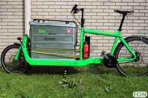 Bullitt ombouwen tot e-bike met Pendix eDrive FON