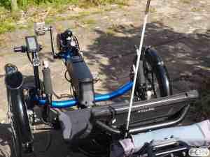 ICE Sprint met Bafang middenmotor ombouwset FON Arnhem