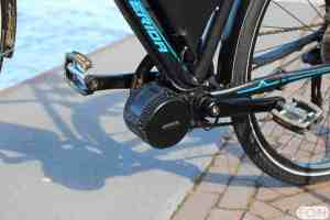 Merida Crossway 500 ombouwen tot elektrische fiets met Bafang middenmotor FON Arnhem