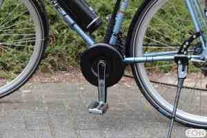 Snel Tourist ombouwen tot elektrische fiets met Pendix eDrive FON Arnhem