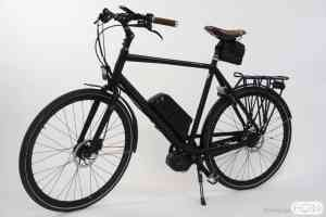 Cannondale Vintage met Bafang middenmotor ombouwset FON