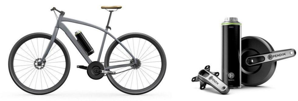Fiets ombouwen tot elektrische fiets met Pendix eDrive Fiets Ombouwcentrum Nederland FON 02