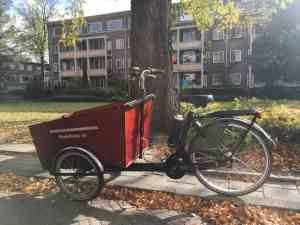 Bakfiets.nl Cargo Trike ombouwen tot ebike met Pendix eDrive 0345
