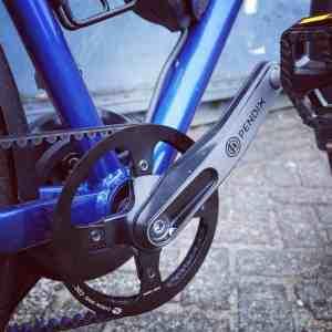 Santos 2.6 ombouwen tot elektrische fiets met Pendix eDrive FON Arnhem