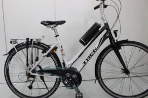 Trek T500 ombouwen tot elektrische fiets met ombouwset FON Arnhem4811