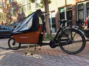 Bakfiets.nl Cargo Long elektrisch maken met Pendix eDrive Middenmotor FON Arnhem 1642