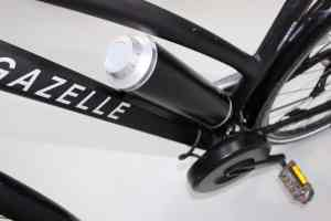 Gazelle Vento elektrisch maken met Pendix eDrive Middenmotor FON Arnhem 4932