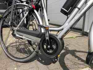 Koga Expression elektrisch maken met Pendix eDrive Middenmotor FON Arnhem 1264