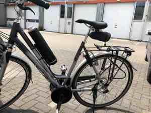 Koga Expression elektrisch maken met Pendix eDrive Middenmotor FON Arnhem 1268