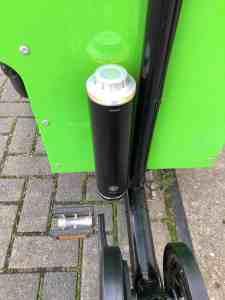 Workcycles De Redding bakfiets elektrisch maken met Pendix eDrive Middenmotor FON Arnhem 1872