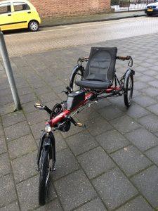 Hase Kettwiesel met Bafang middenmotor ombouwset FON Arnhem