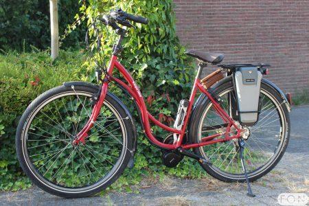 Utopia elektrisch maken met Bafang Middenmotor FONebike Arnhem 3473