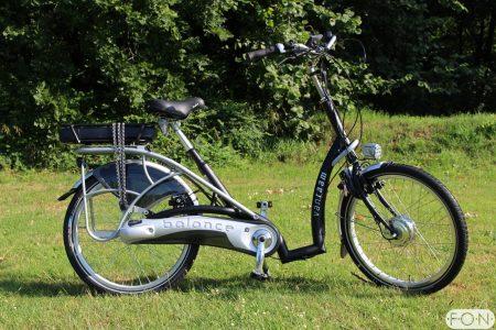 Van Raam elektrisch maken met Bafang Voorwielmotor FONebike Arnhem1856