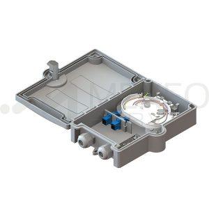2Fiber Optic Pro Terminal Box