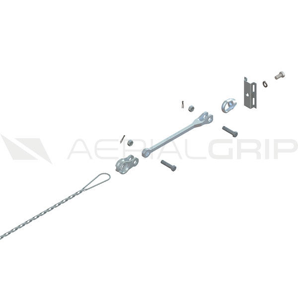 ADSS Tension Hardware parts