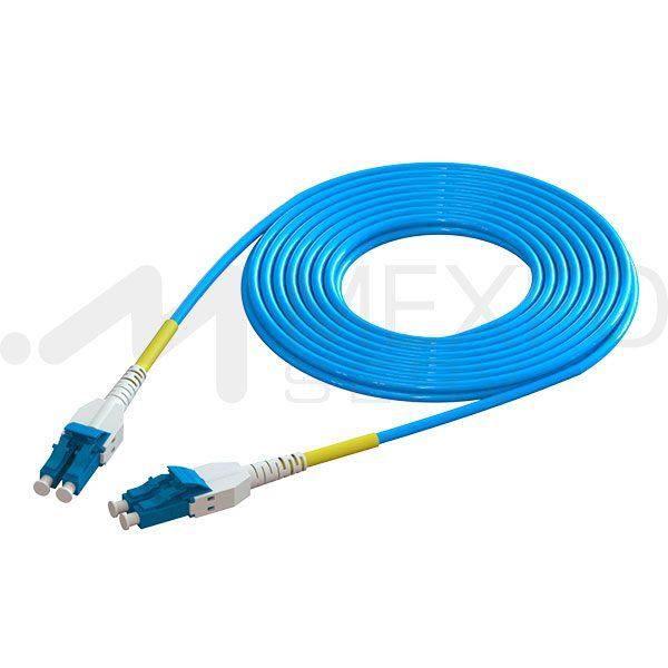 Dual Fiber Optic Patch Cord