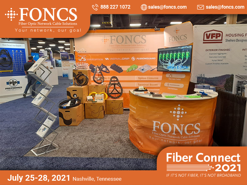 Fiber Optic Network Cable Solutions Fiber Connect 2021