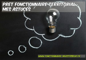 credit fonctionnaire territorial