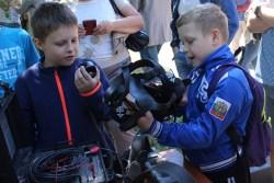 БРОФ социальных программ «Твардовского, 2» принял участие в военно-патриотическом мероприятии для детей
