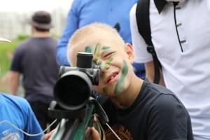 БРОФ социальных программ «Твардовского,2» принял участие в проведении «уроков мужества»