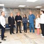 Торжественное мероприятие в Главном клиническом госпитале Министерства внутренних дел РФ