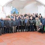 Традиционная встреча ветеранов ОМОН ГУ Росгвардии по г. Москве