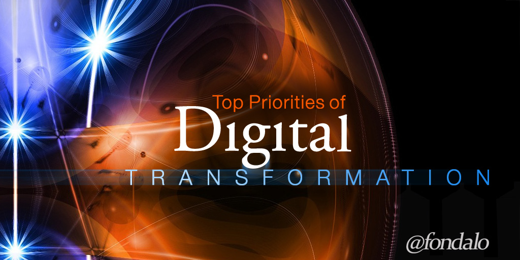 The Top Priorities For Brand Digital Transformation