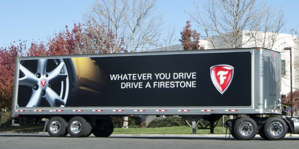 Firestone Brand Messaging Fail