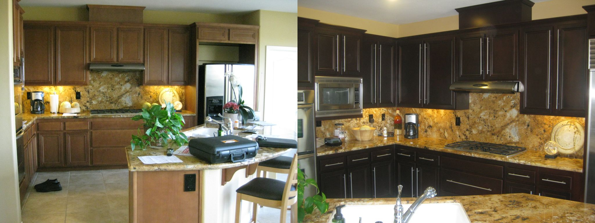 Kitchen remodeling companies in sonoma county fondare finish for Kitchen remodeling companies