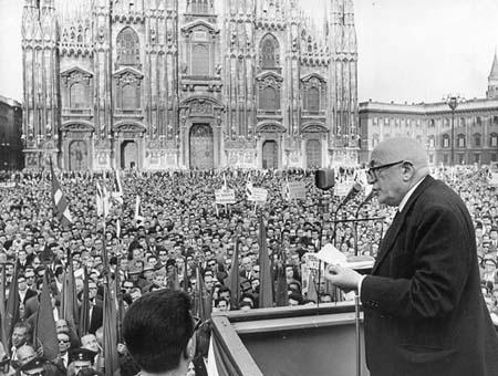 comizio nenni 1966