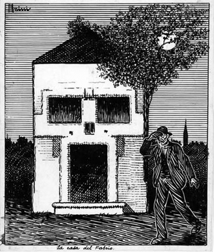 la casa del fascio 1924