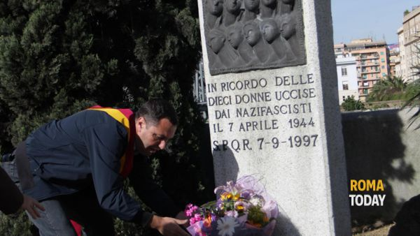 """Donne e Resistenza: a Roma """"fucilate"""" per il pane"""
