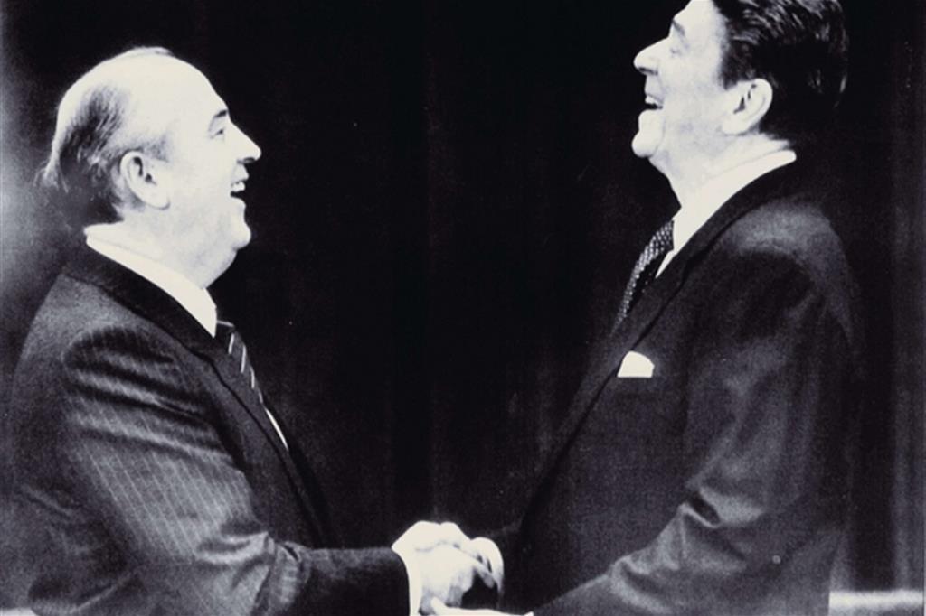 Barzellette sovietiche che amava Ronald Reagan