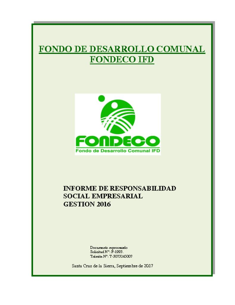 thumbnail of Informe RSE – FONDECO.2016-Reproceso-sep