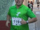 Jordi Rivas fa la cursa de muntanya del Montserratí