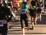 La Júlia a la Mitja marató de Mataró