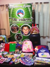 Donación del Colegio Virgen de la Soledad de Torreorgaz - Cáceres para Venezuela