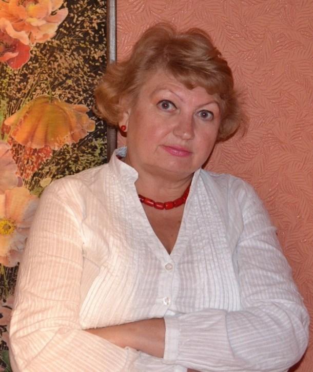 Образцова Валентина Георгиевна