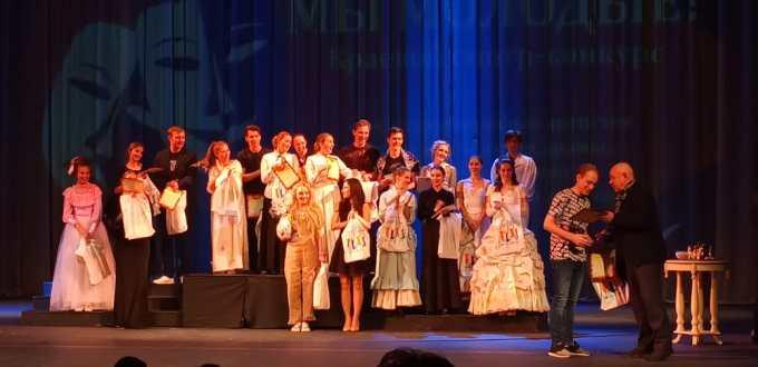 Конкурсныйсмотр творческой молодежи профессиональных театров края